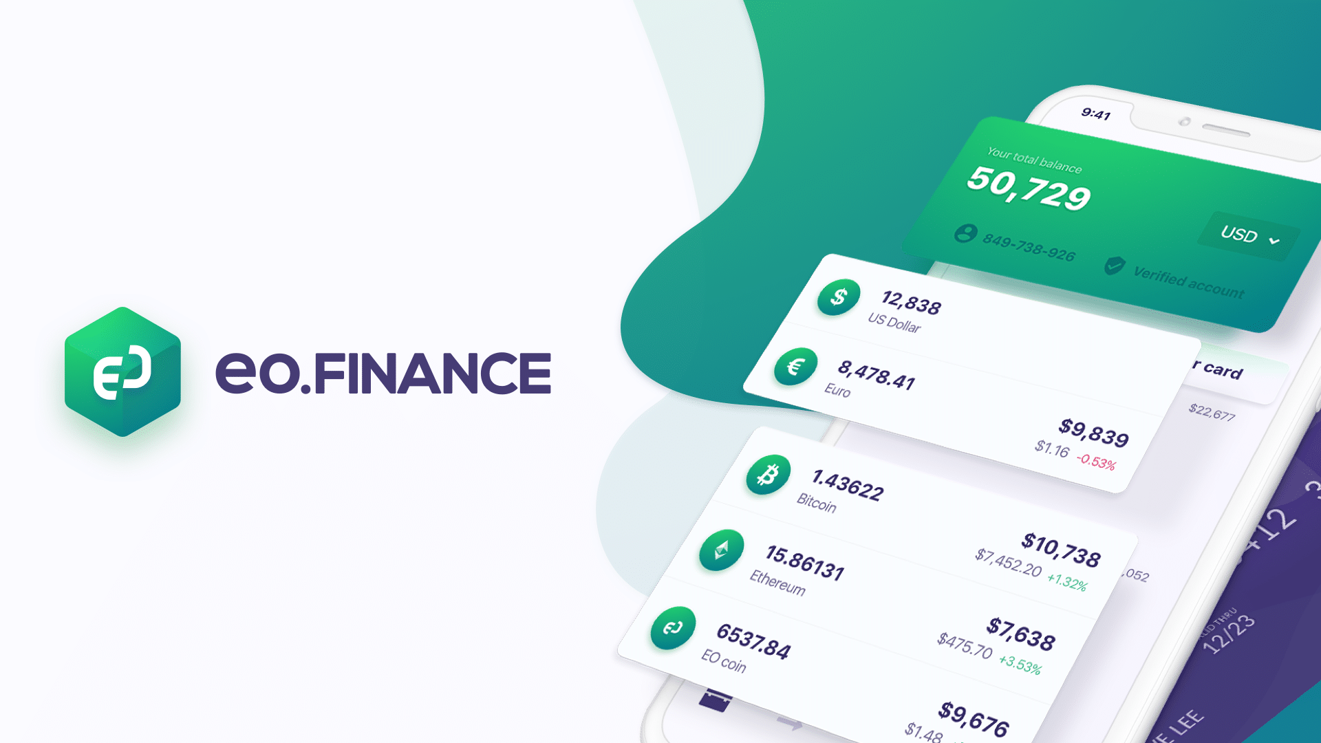 EO.Finance- A One-Stop Crypto Financial Management Platform Like No Other