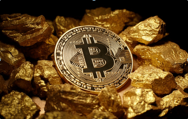 eFinance Group is the world's first to issue gold-asset-backed security token