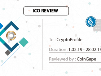Cryptoprofile ICO Review