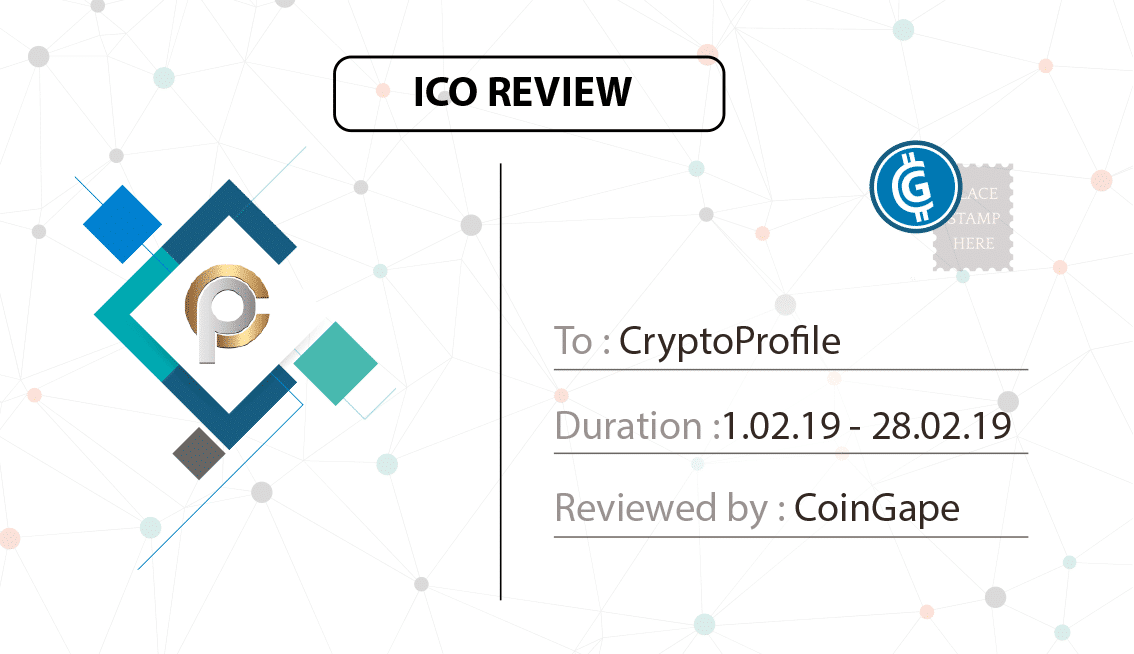 Cryptoprofile ICO Review