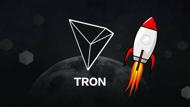 TRON [TRX] Just Hit 10th Spot Amidst Justin Sun Yet to Reveal 'Big Win' on June 03
