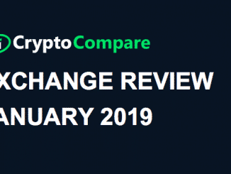 Cryptocompare Exchange