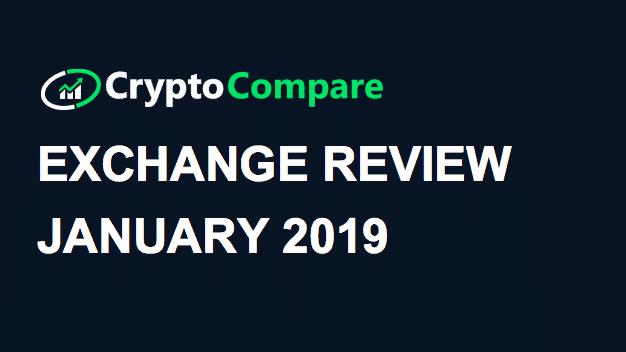 Cryptocompare Exchange