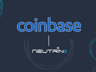 Coinbase neutrino