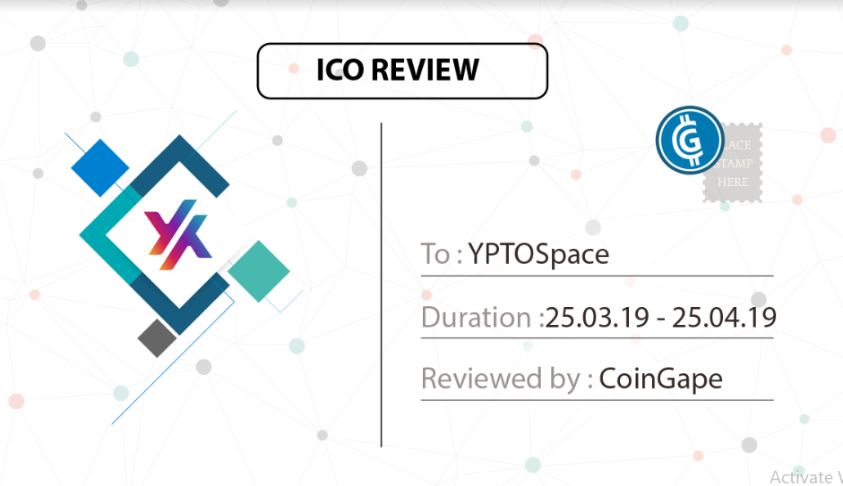 YPTOSPACE ICO Review, Rating and Complete Analysis