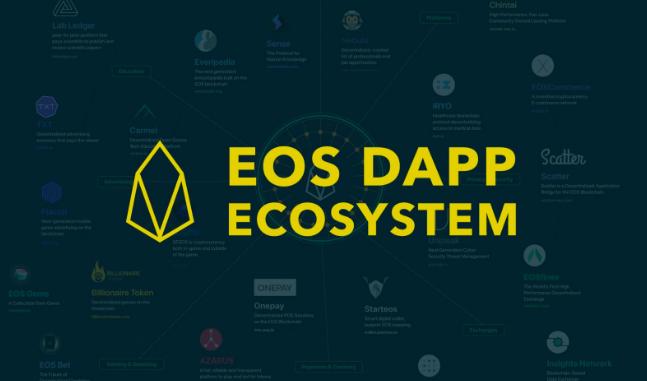 top 10 eos dapp