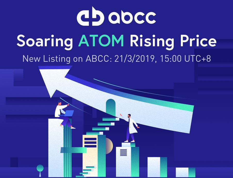 ABCC Supports Cosmos Network and Lists ATOM