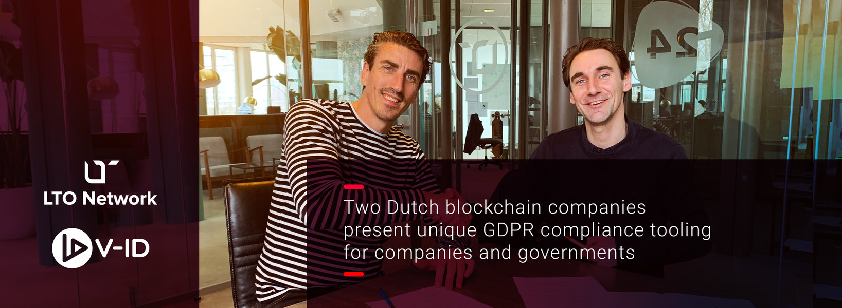 Two upcoming blockchain companies present unique GDPR-compliant tooling for companies and governments