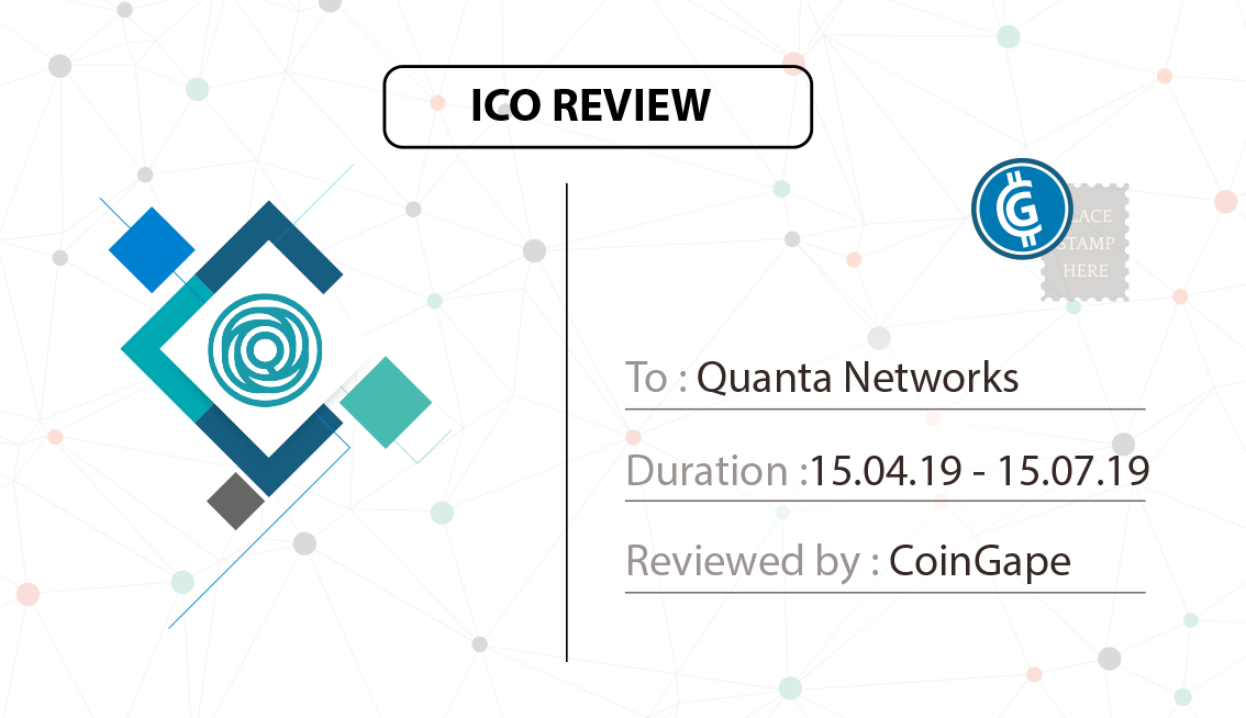 Quanta Networks ICO Review, Rating and Complete Analysis