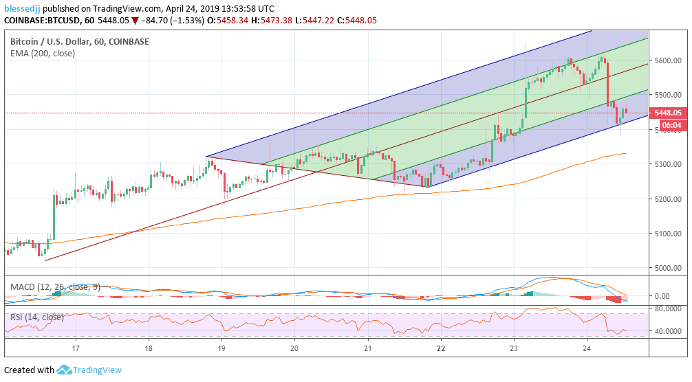 Bitcoin Btc Price Prediction Today Bulls Gasping For Air Amid A Bloody Storm