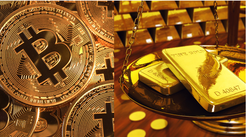 Grayscale Launches #DropGold Campaign To Place Bitcoin As an Alternative To Gold