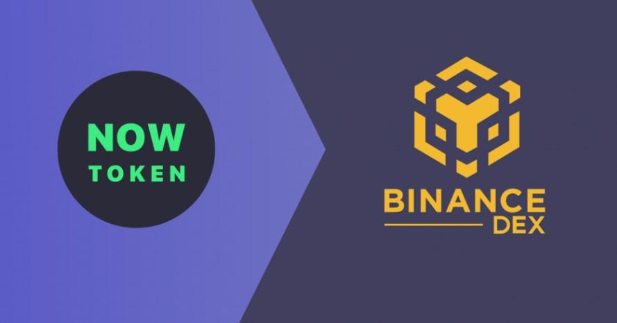 ChangeNOW's Token Listed on BinanceDEX After Migrating to Binance Chain