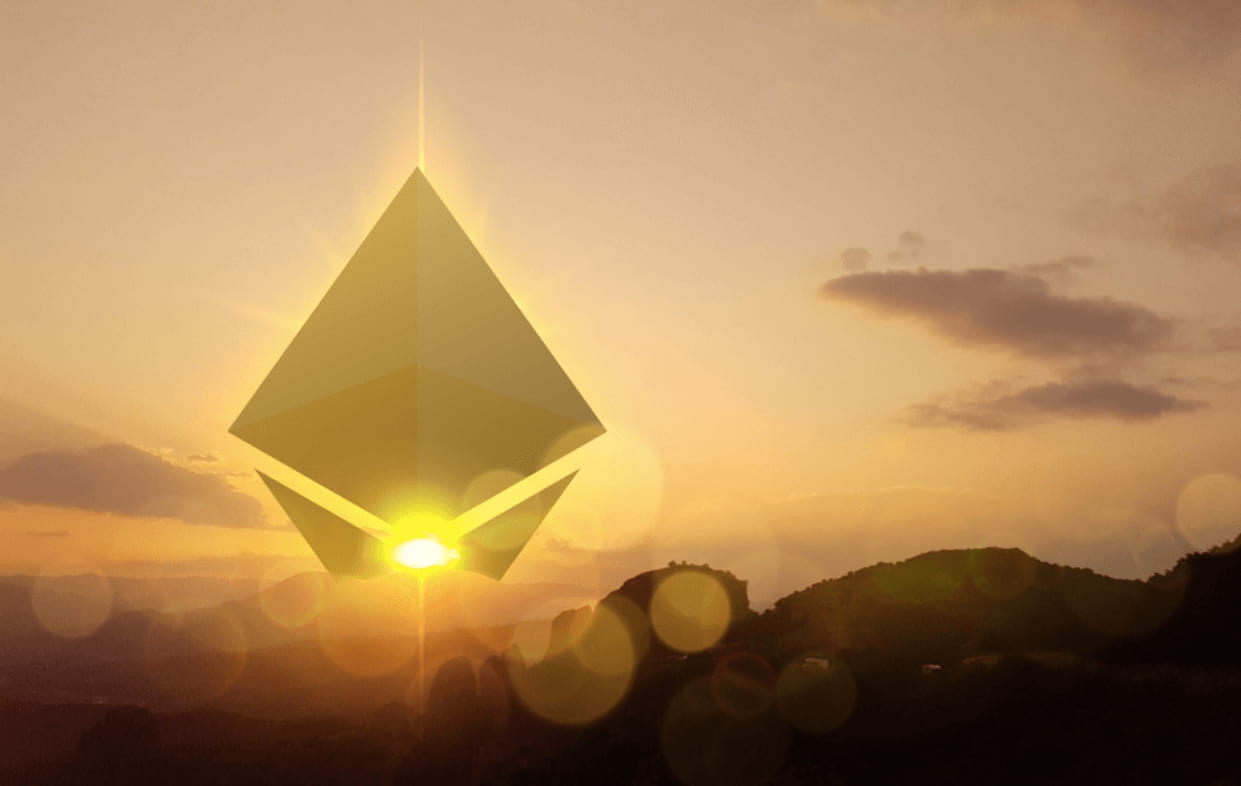 Ethereum Beats EOS & Tron to Emerge as Top Smart Contract Platform in April
