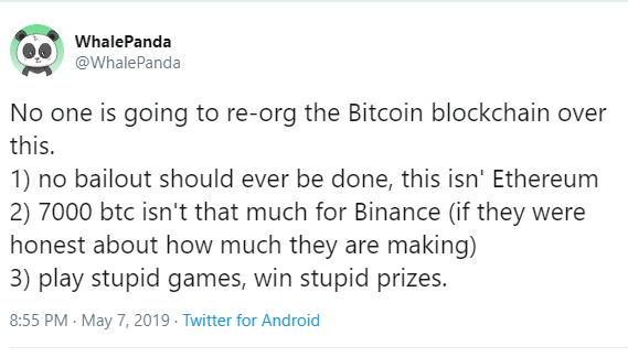 Whalepanda-Binance