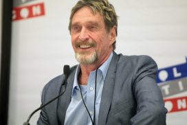 John McAfee at Service of Binance CZ, Offers His Cybersecurity Expertise to Attempt Binance Hack Incident