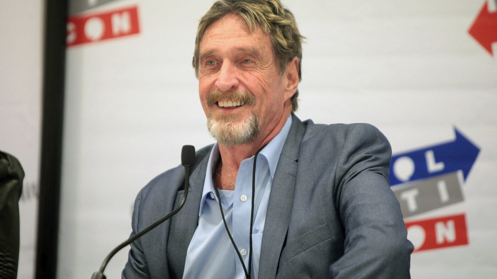 John Mcafee's Cryptocurrency Exchange Launch Faces Hiccup via DOS Attack