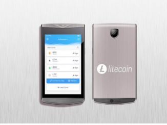 Litecoin Foundation Announces New LTC Branded Hardware Wallet, Price Climbes Over 14 Percent