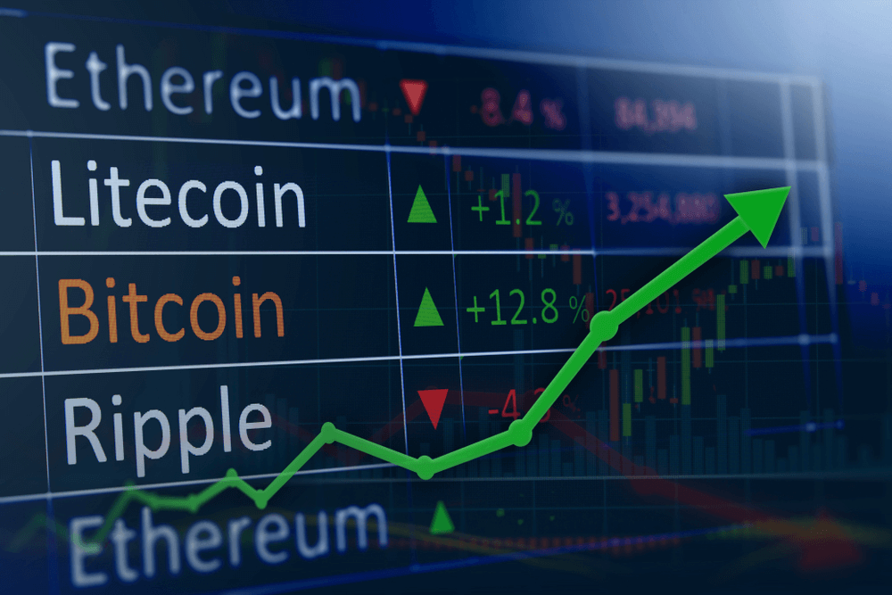 Crypto-Market Top Weekly Performers: Bitcoin, Litecoin, Ethereum, NEO and Cardano's ADA