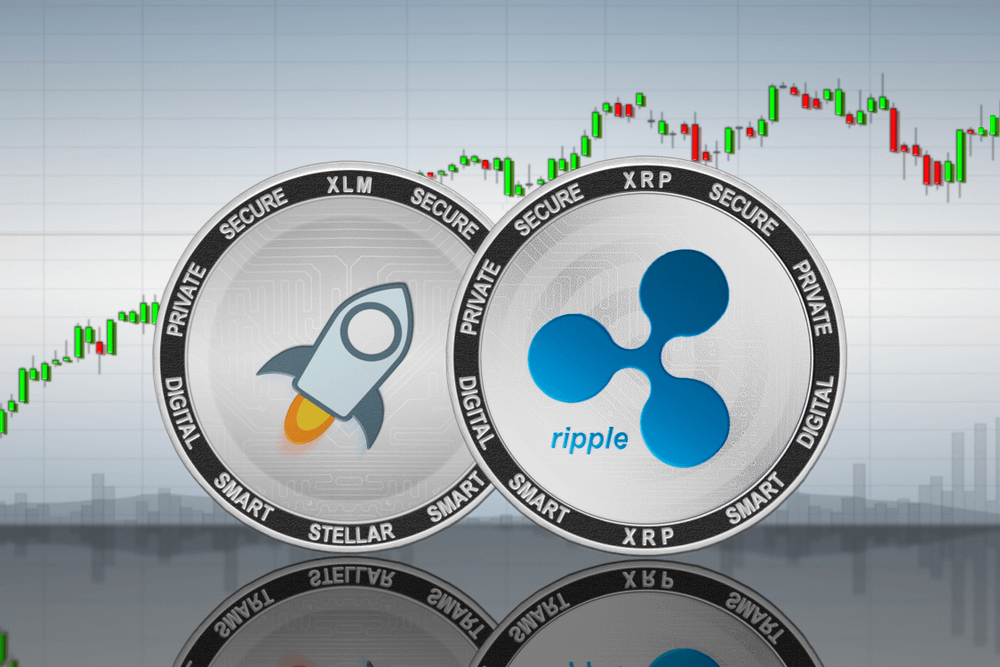 Stellar Vs. XRP: Research Suggests that Airdrops are No Different than Sell-Offs