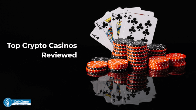 Crypto Top Casinos