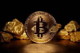 Bitcoin vs gold intrinsic value