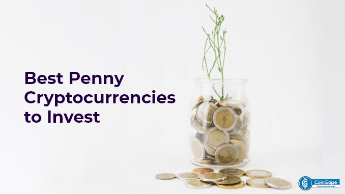 Top 10 Penny Cryptocurrencies - Cheap Altcoins To Invest in 2019