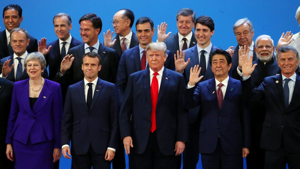 Initial G20 Report Suggests That Cryptocurrency Still Has a Long Way to Go