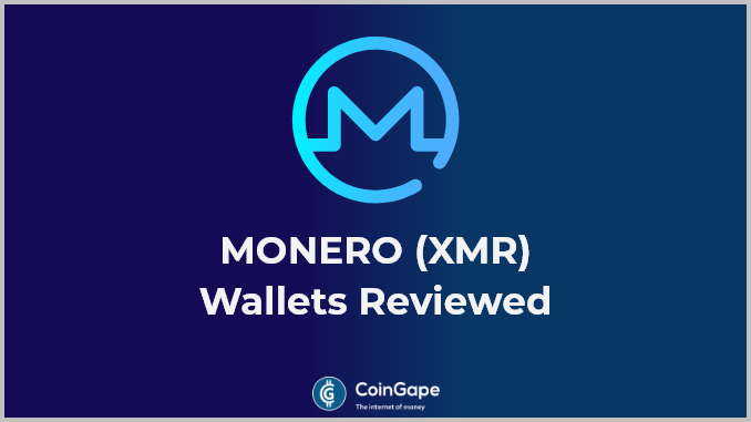 best monero wallets for 2019 by Coingape