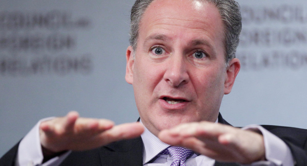 'Bitcoin Investors will Face FOLE, Not FOMO' Says Gold Proponent Peter Schiff