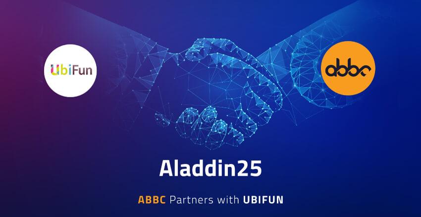 PR: ABBC Reveals New CTO, Forms Partnership with UbiFun for Aladdin25 Development