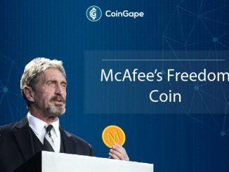 John Mcafee Freedom coin