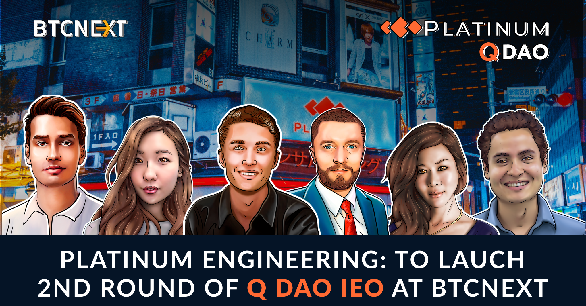 Platinum Q DAO Engineering is Holding the IEO of its Governance Coin Q DAO