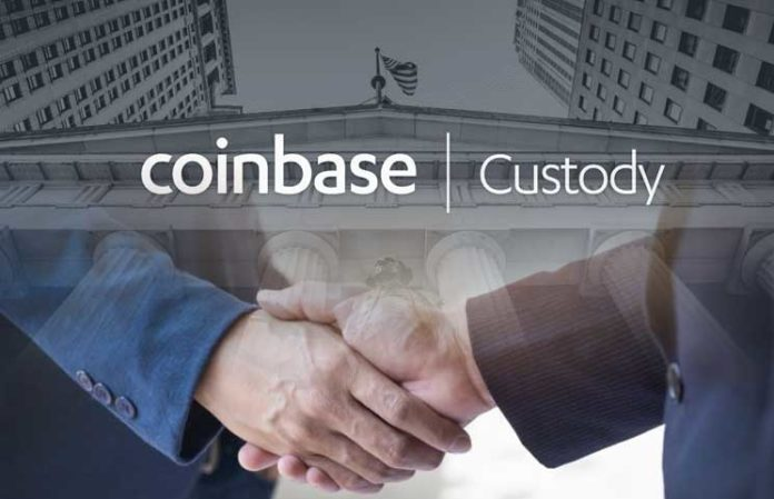 Coinbase Custody Platform Partners With Leading Crypto Index Provider