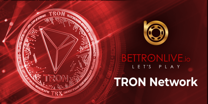 BetTronLive Launches the Next Generation in Live Dealer Casinos – Based on the TRON Network Blockchain