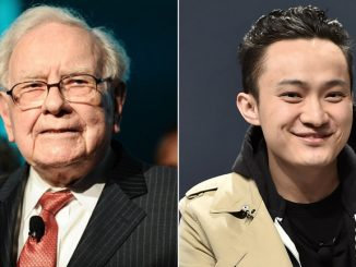 Warren Buffett Justin sun