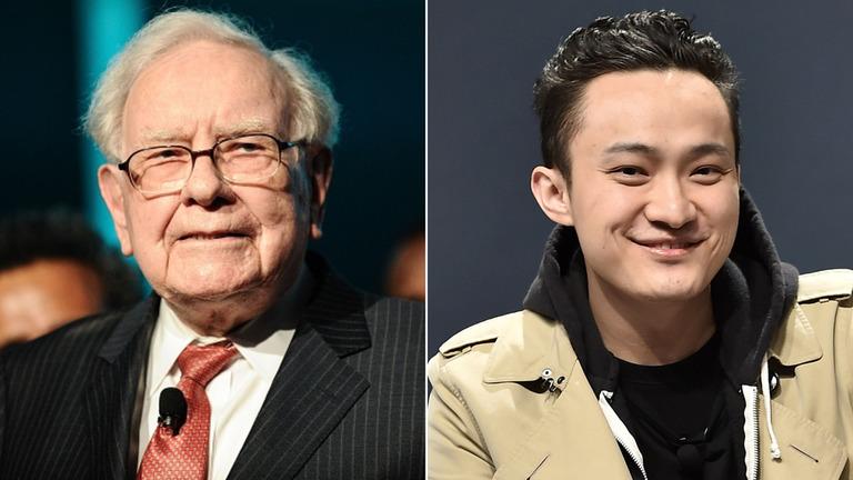 Warren Buffet Is Back Bashing Cryptocurrencies Despite 'Progressive' Dinner With Sun