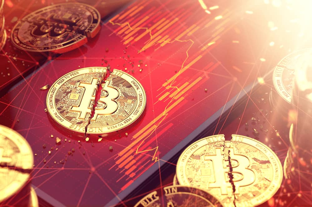 Bitcoin Price Analysis: BTC Aiming for $8,800 if $9,000, Support Fails to Hold