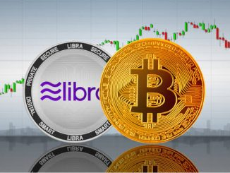 Representations of Libra and Bitcoin cryptocurrencies