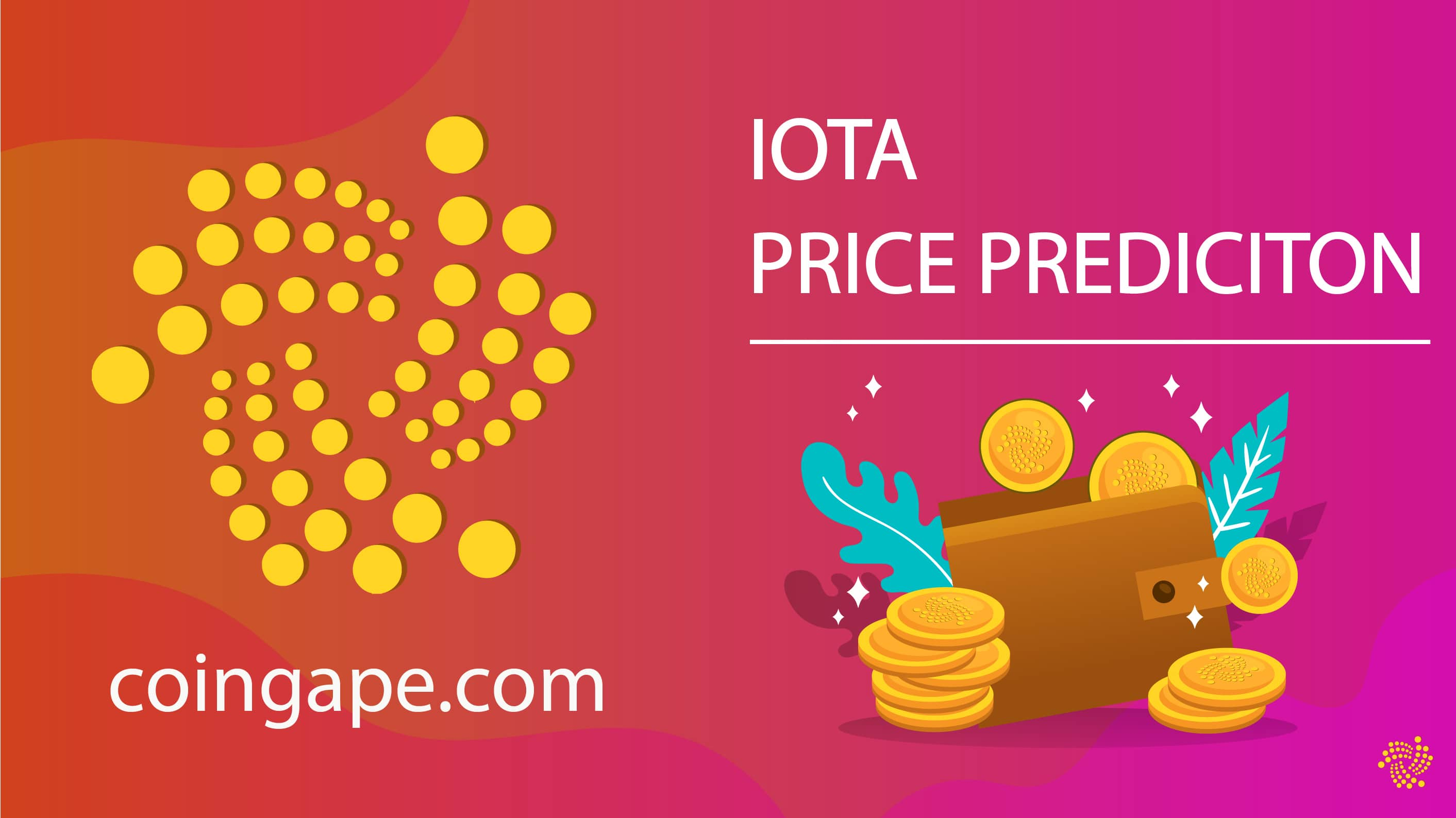 IOTA (MIOTA) Price Prediction: $2.5 by the end of 2020?