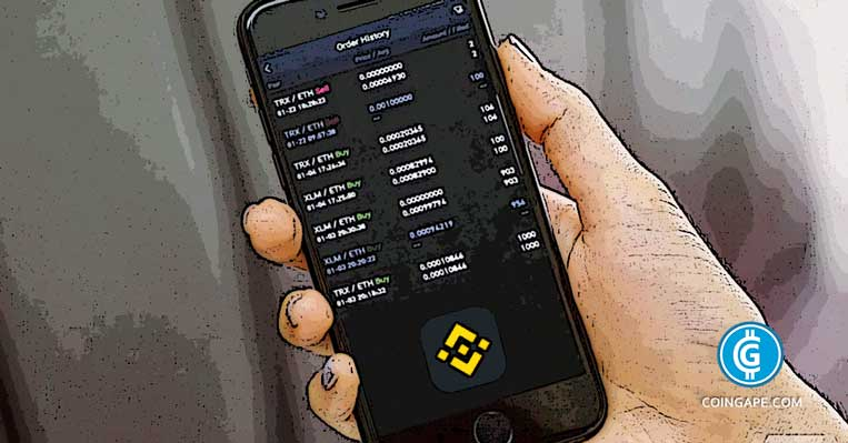 Binance Update: iOS App Available on the App Store