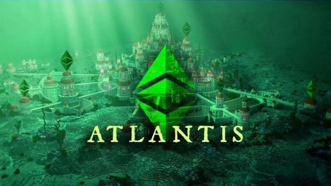 ETC hard fork: Atlantis