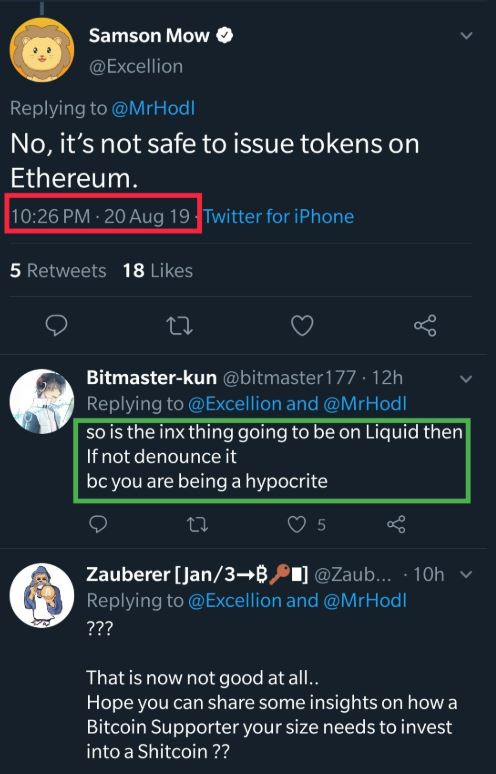 tone vays bitcoin vs erc 20