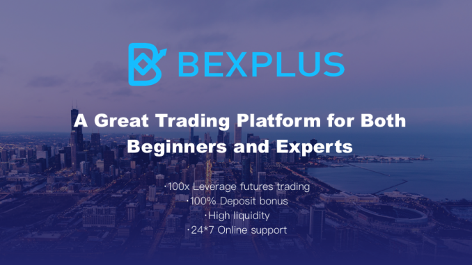 Bexplus Bitcoin Exchange: A Great Trading Platform for Both