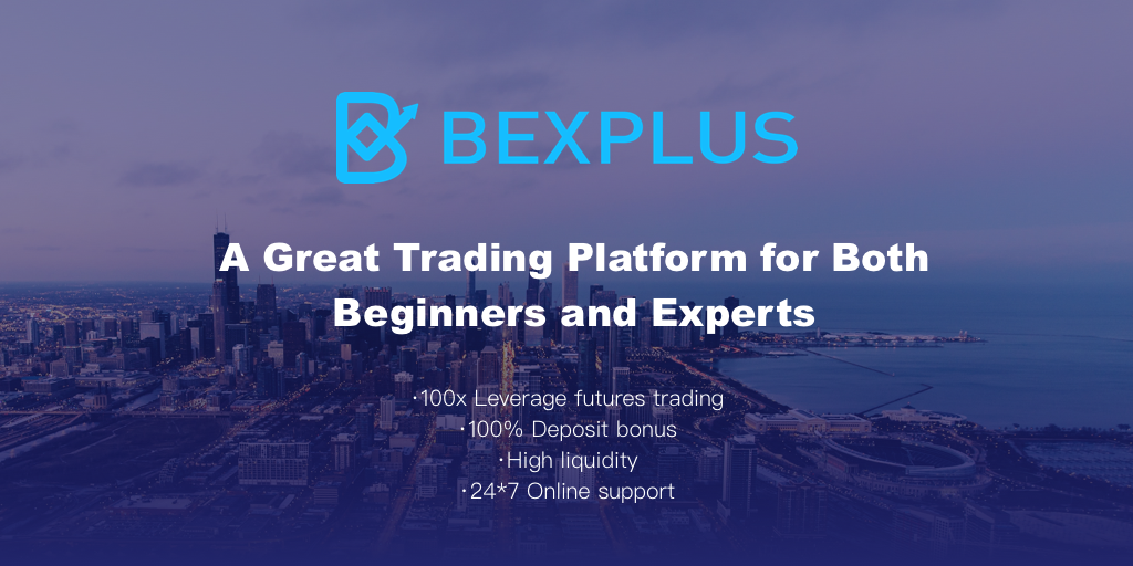 Bexplus Bitcoin Exchange: A Great Trading Platform for Both Beginners and Experts