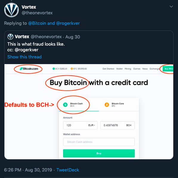 """""""Bitcoin Jesus"""" Roger Ver Trolled over His New Exchange on Twitter"""