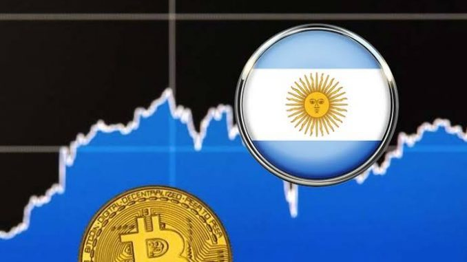 Peso vs bitcoin