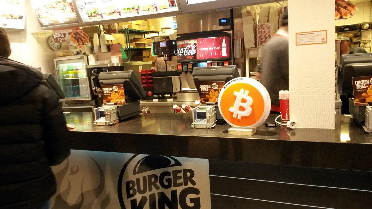 Bitcoin Adoption: Burger King Enables BTC Payment in Germany