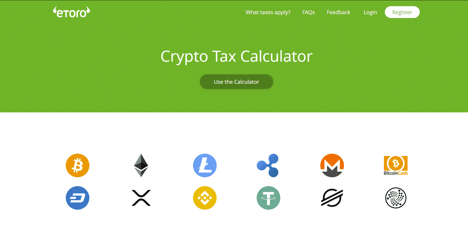 crypto calculator