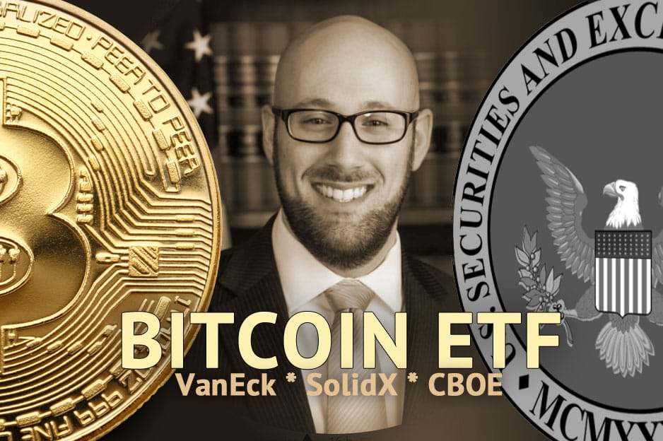Leading Crypto Lawyer Reveals Important Details On VanEck SolidX Bitcoin Product