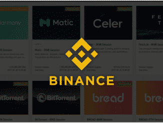 binance launchpad